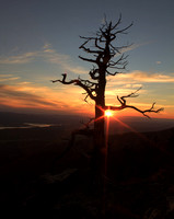 Mount Magazine - Sunset - 1